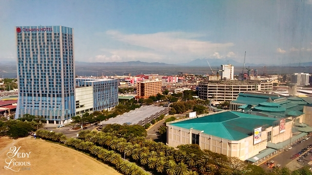 Alabang Skyline View at Vivere Hotel