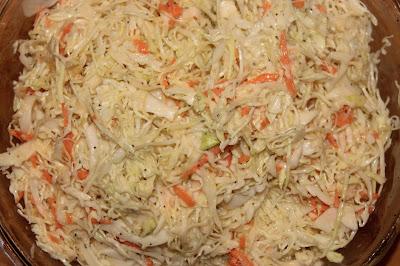 IMG 5977 - Homemade Coleslaw