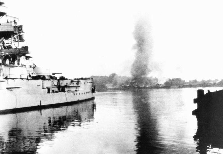 September 1 1939 Schleswig-Holstein worldwartwodaily.filminspector.com