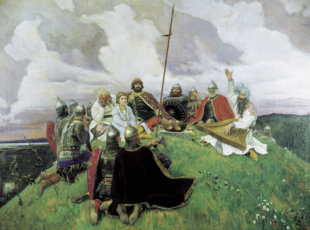 новый стиль русской живописи