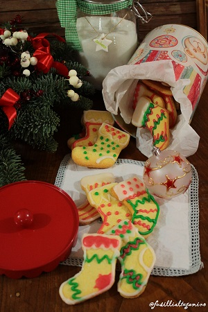 Epiphany biscuits