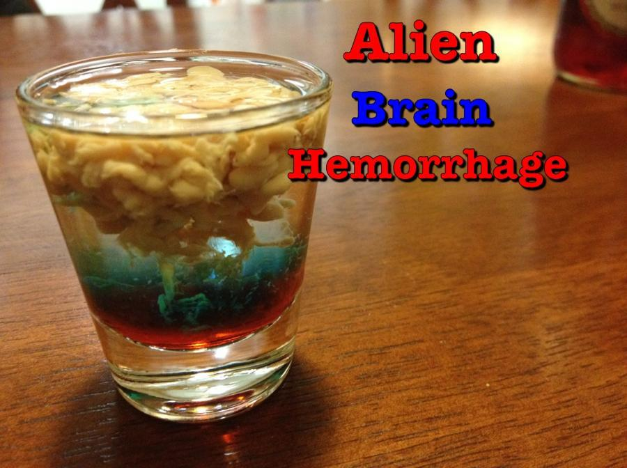 Alien Brain Hemorrhage Shot YouTube