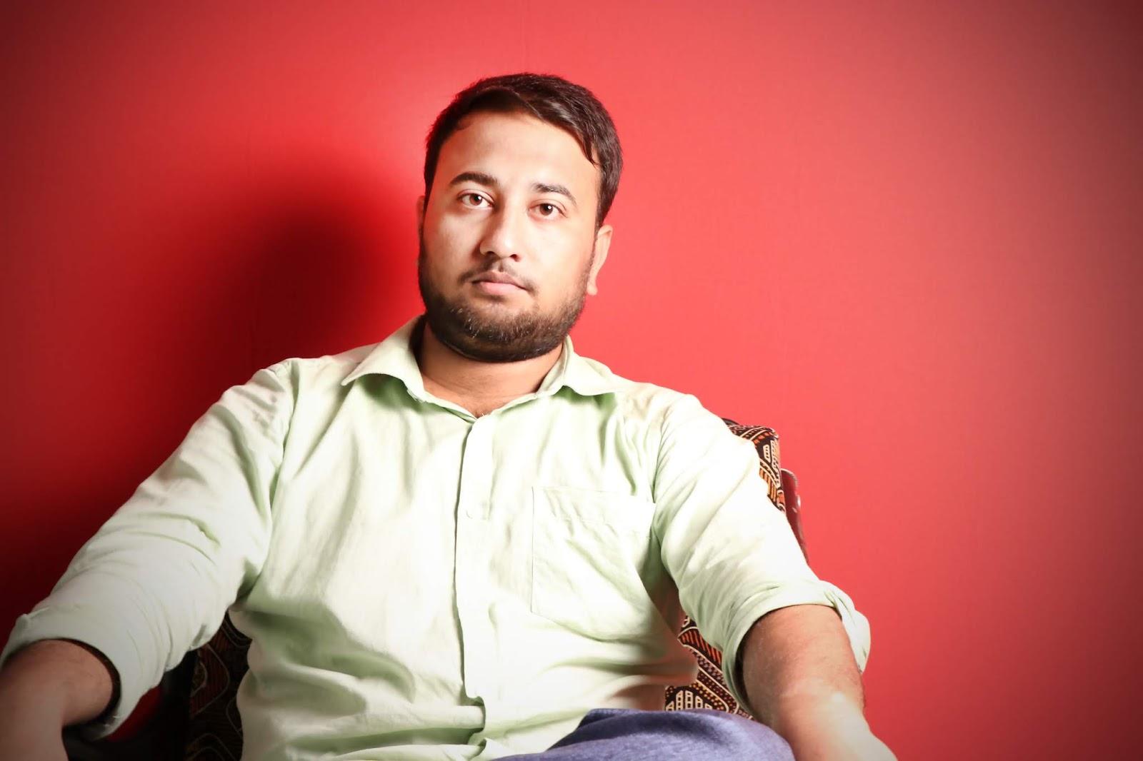 Trail Photo shoot of Director Satishkumar