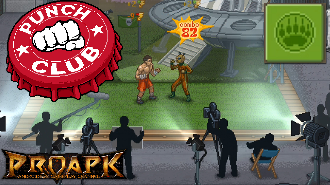 Punch club android apk download | Punch Club MOD APK Premium