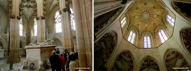 Capela do Fundador, Mosteiro da Batalha, Portugal