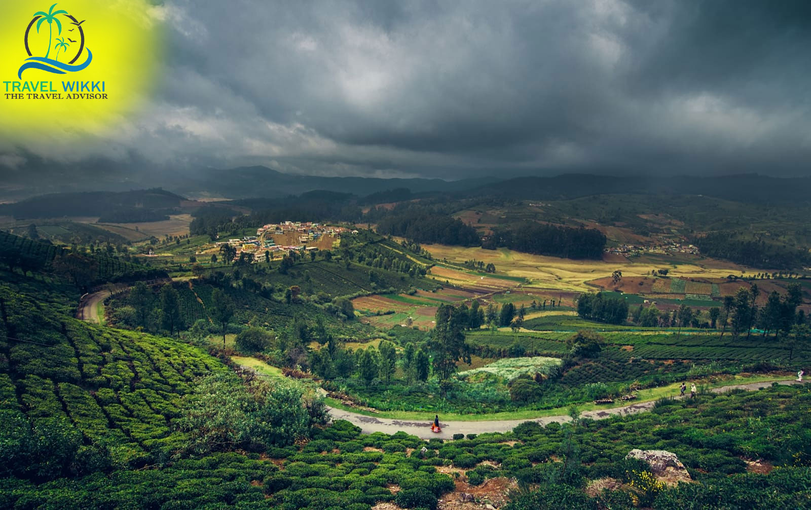 Ooty In January