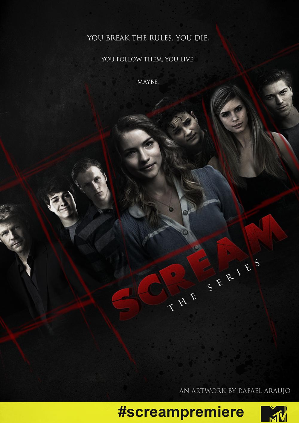 Reign Season 4 On Netflix: Poster Promozionali Prima Stagione / Season 1