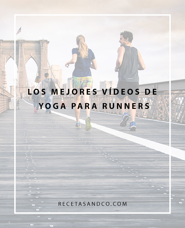 Yoga runners