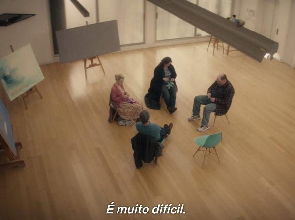 Crochê Terapia Filme Irreplaceable You Netflix