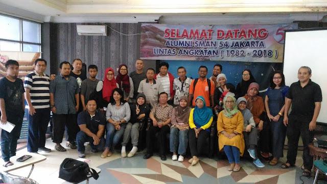 Pelatihan SIAP DIGITAL untuk IKASMA 54