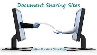Top Ranking Document Sharing Sites List