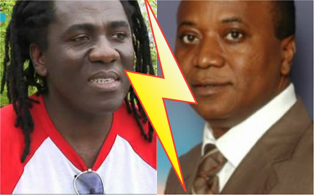 Clash Richard Bona vs Marco Mbella