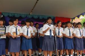 Pembukaan Pidato tentang Perpisahan Sekolah