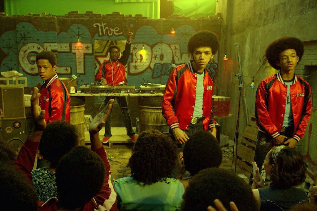 hip hop revolution netflix