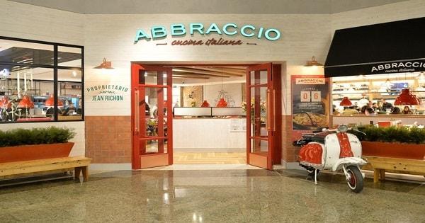 Restaurante Abbraccio contrata para diversos Sem Experiência no Rio de Janeiro - COMPARECER
