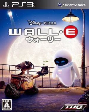 WALL E - Download game PS3 PS4 RPCS3 PC free