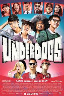 yang berusaha menjadi populer dengan menjadi Download Film The Underdogs (2017) WEB-DL Full Movie