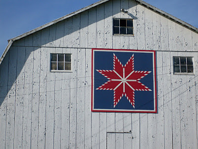Barn Quilts And The American Quilt Trail December 2011