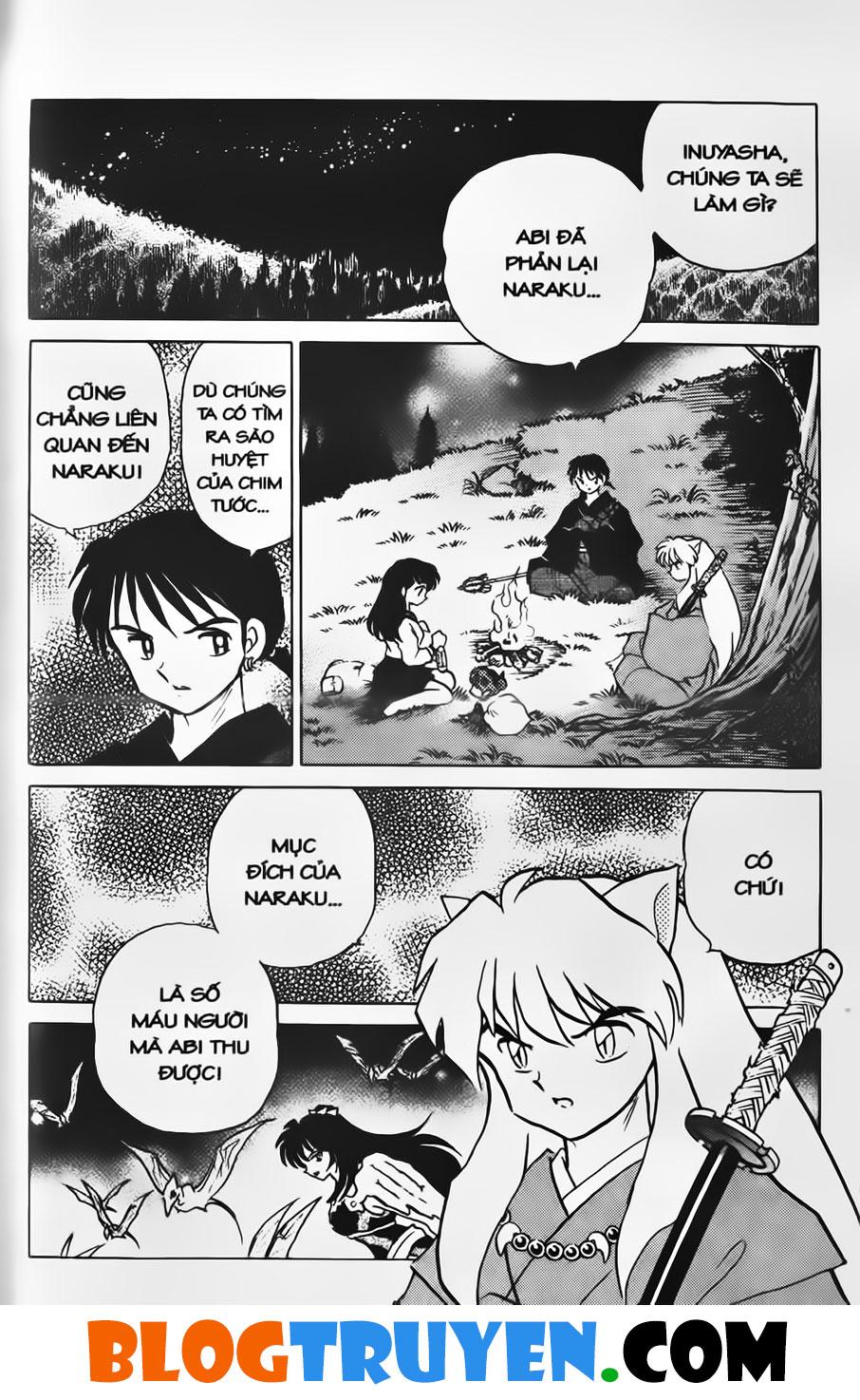 Inuyasha vol 32.7 trang 3