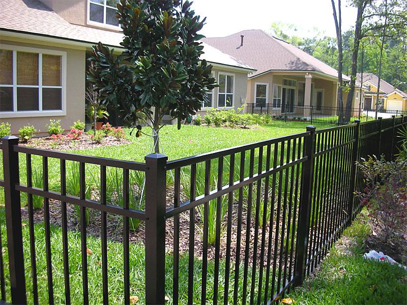 Garden Fence Ideas Pictures - Garden Edging Ideas