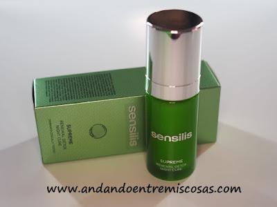 Supreme Renewal Detox de Sensilis