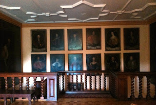 Galeria obrazów Pałacu w Nieborowie