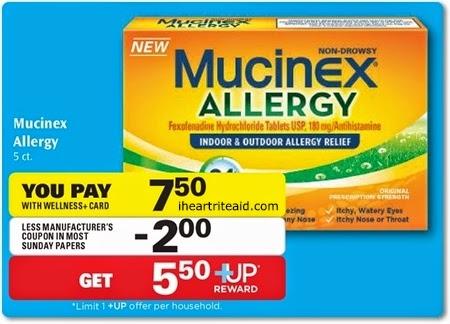 image regarding Mucinex Printable Coupon referred to as Mucinex allergy coupon printable