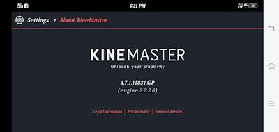 Kinemaster Pro crack version