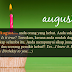 Rahsia Dan Personaliti Orang Lahir Bulan Ogos