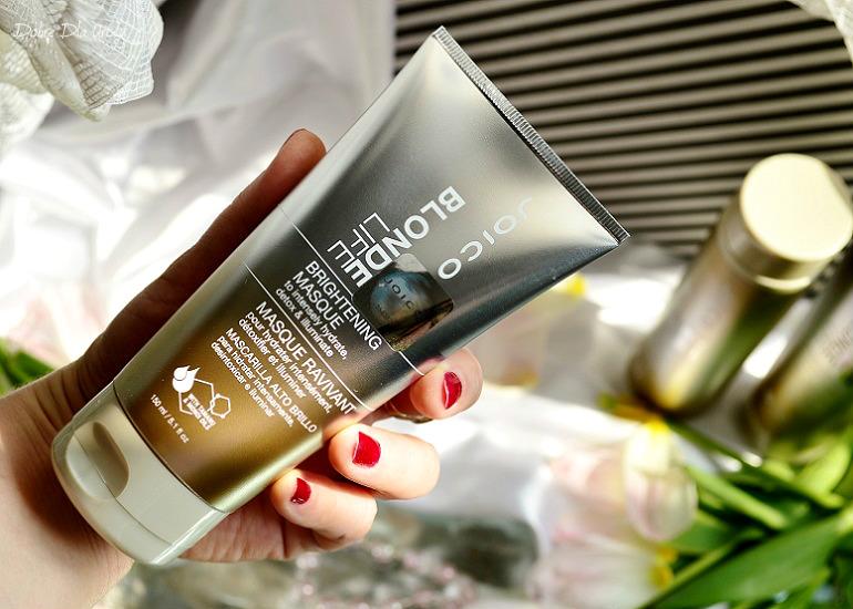 Blonde Life™ Brightening Masque - Maska dla intensywnego nawilżenia, oczyszczenia i nabłyszczenia