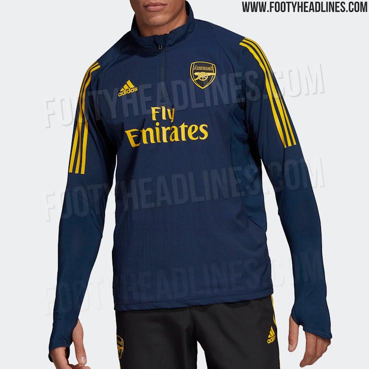 new arrival acf79 fd55c UPDATE: Stunning Adidas Arsenal 19-20 International Training ...