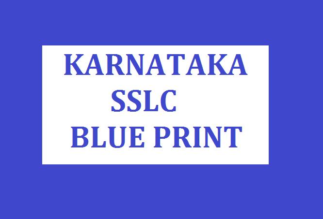 Karnataka sslc blueprint 2017 kar sslc model questions papers 2017 malvernweather Choice Image