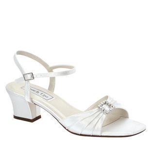 8cd95e77caf0 Big Gals Plus Size Wide Width Bridal Shoes Various Styles