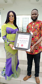 ARISE  AFRICA ACHIEVERS AWARD