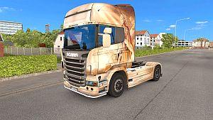 Lada skin for Scania R SCS