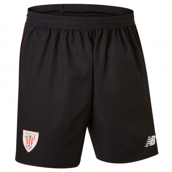 570124f7c6923 1 of 2. 2 of 2. 1 of 2. Black shorts and red socks will complete the Athletic  Bilbao 18-19 New Balance ...