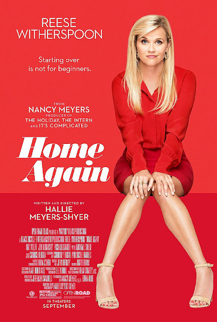 Sinopsis Film Home Again (2017) - Nat Wolff, Reese Witherspoon
