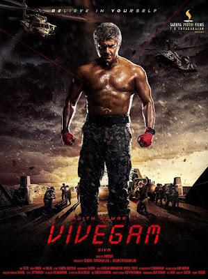Vivegam 2017 Uncut Movie Free Download HDRip DualAudio