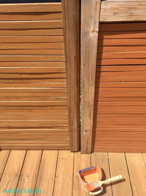 Bring your wood deck back to life in a weekend by cleaning and staining it.