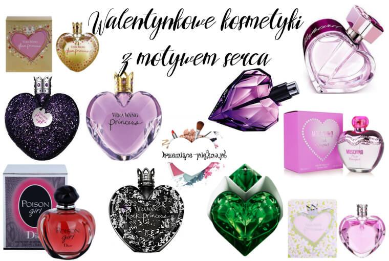14.02 - Walentynkowe kosmetyki z motywem serca i miłości | Kosmetyczne prezenty na walentynki