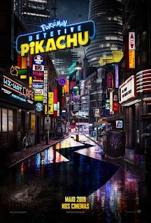 Pokémon Detetive Pikachu - Segundo Poster & Segundo Traler
