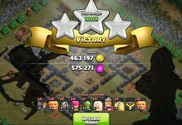 Set of Pictures: Formation Base Best Clash of Clans