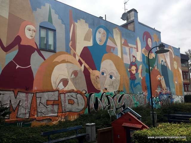 mural calle roskilde