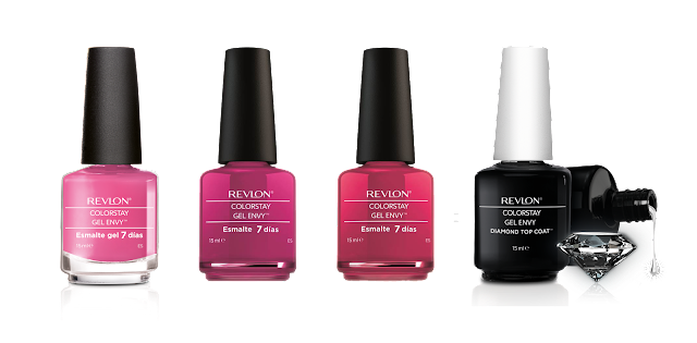 Revlon PINK PINK SUMMER COLLECTION Colorstay Gel Envy