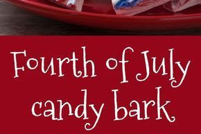 We Can't Stop Craving This Fourth of July Candy Bark Recipe!