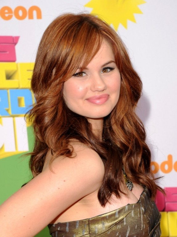 Forever Debby Debby Ryan At The Kca S Quot Orange Carpet Quot