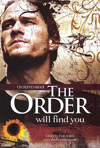 Zjadacz grzechów - The Order (2003)