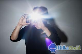 Tutorial Cara Mengkalibrasi Lampu Flash Kamera Pada Android