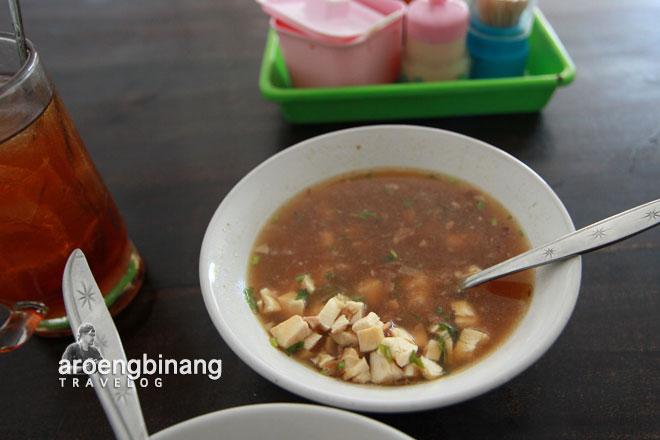 warung sop ayam pak no solo