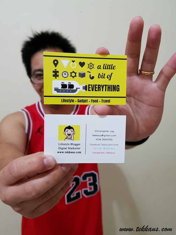 Cheap High Quality Business Card With Gogoprint Tekkaus